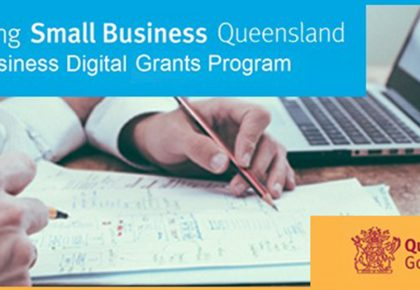 Small Business Digital Grants Program